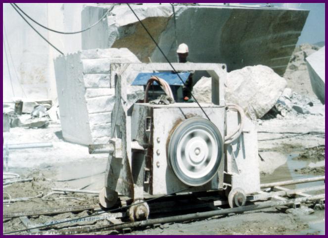 E 10 - استخراج سنگهای ساختمانی