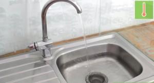 چگونه گرفتگی سینک ظرفشویی را برطرف کنیم